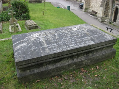 Wollstonecraft_Shelley_Grave_1