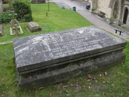 Wollstonecraft_Shelley_Grave_1